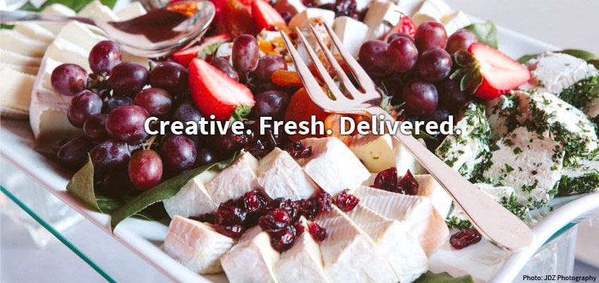 English Tea Party NYC Catering Menu: Gourmet Food Delivered to You