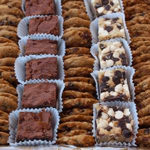 Halloween party food ideas - cookies