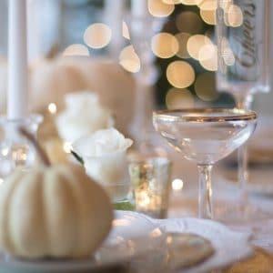 Thanksgiving Dinner Catering Menu