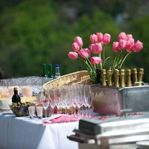 Catering NYC graduation parties