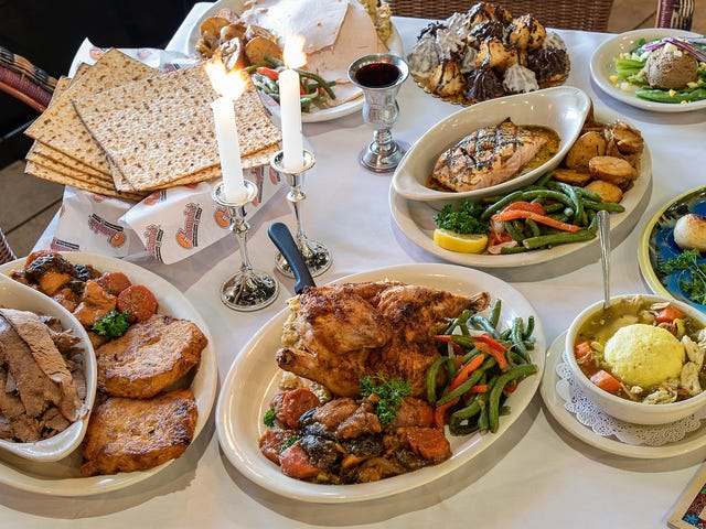 Unique Passover Catering Ideas For Your Seder Menu Paul Evans Catering Nyc