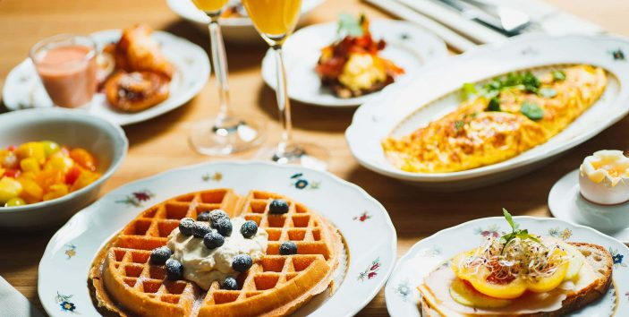Start the Year Off Right with a delicious New Year's Day Brunch