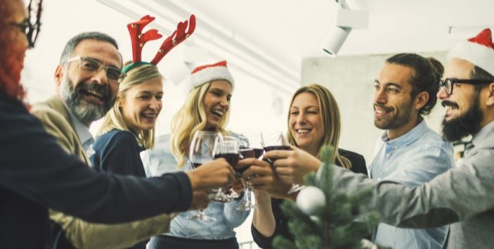 Freshen Up Your Office Holiday Party with These Catering Food Ideas
