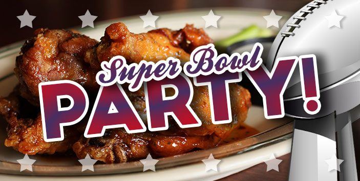 Brews, Bites and Buddies — It's a Super, Super Bowl Party!