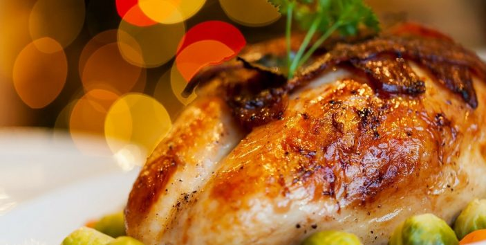 Reduce Holiday Stress by Having a Gourmet Catered Thanksgiving Dinner