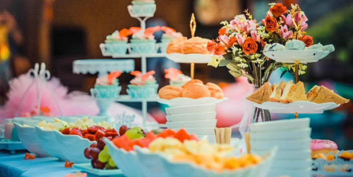 Wedding Food Trends for 2018
